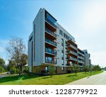 modern new flat apartment real... | Shutterstock . vector #1228779922