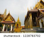 bangkok  thailand.   on october ... | Shutterstock . vector #1228783702