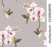 seamless vector illustration... | Shutterstock .eps vector #1228868098