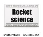 science concept  newspaper... | Shutterstock . vector #1228882555