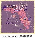 hand drawn illustration of... | Shutterstock .eps vector #1228981732