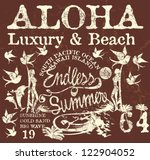 Endless Summer Retro Style