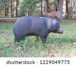 Plastic Black Bear Prop Used...