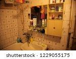riga latvia   13 november ... | Shutterstock . vector #1229055175