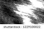 black and white grunge pattern... | Shutterstock . vector #1229100022