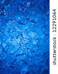 background with ice cubes in... | Shutterstock . vector #12291064