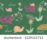 Seamless Pattern In The Form Of ...