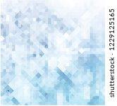 frosty winter freshness... | Shutterstock .eps vector #1229125165