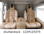 Helicopter Passenger Leather...