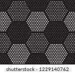 vector seamless texture. modern ...   Shutterstock .eps vector #1229140762