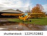 laxton  northamptonshire  uk  ... | Shutterstock . vector #1229152882