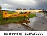 laxton  northamptonshire  uk  ... | Shutterstock . vector #1229152888
