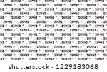 3d glasses with chromatic... | Shutterstock . vector #1229183068