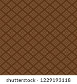 knitting seamless background ... | Shutterstock . vector #1229193118