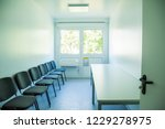 container on a construction... | Shutterstock . vector #1229278975