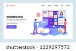 vector web site design template....