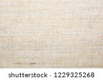 texture of natural linen fabric ... | Shutterstock . vector #1229325268