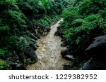 natural scenery of river... | Shutterstock . vector #1229382952