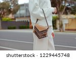 detail of young fashionable...   Shutterstock . vector #1229445748