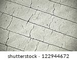 decorative of frayed rough... | Shutterstock . vector #122944672