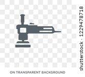 polishers icon. trendy flat...   Shutterstock .eps vector #1229478718