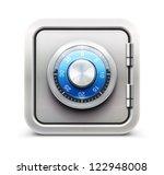 vector illustration of security ... | Shutterstock .eps vector #122948008