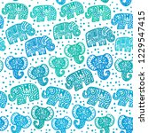 beautiful seamless pattern...   Shutterstock . vector #1229547415