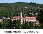franciscan monastery of st....   Shutterstock . vector #122956972