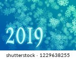 abstract christmas background... | Shutterstock . vector #1229638255