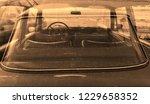 old car interior | Shutterstock . vector #1229658352