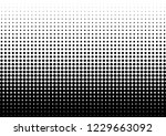 dots background. distressed... | Shutterstock .eps vector #1229663092