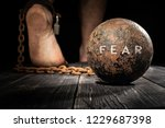 Fear Is Ball On The Leg....