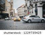 prague  czech republic   august ... | Shutterstock . vector #1229735425