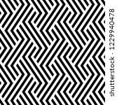 vector seamless texture. modern ...   Shutterstock .eps vector #1229940478