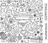 Christmas Greeting Symbols. New ...