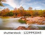 Fall Scene At Barton Creek Twin ...