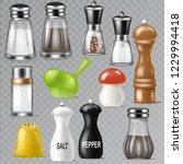salt shaker vector design... | Shutterstock .eps vector #1229994418