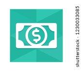 money   app icon   Shutterstock .eps vector #1230033085