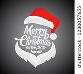 christmas new year | Shutterstock .eps vector #1230057655