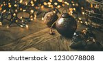 christmas or new year... | Shutterstock . vector #1230078808