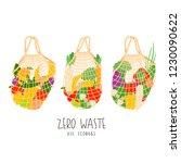 set of three illustration of...   Shutterstock .eps vector #1230090622