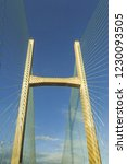 second severn crossing  wales   ... | Shutterstock . vector #1230093505