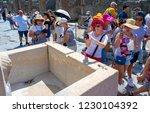 Pompeii  Italy   June 3  2018 ...
