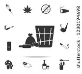 shopping icon. set of human...