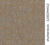 rusty seamless pattern. curve... | Shutterstock .eps vector #1230294412