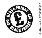black friday sale stamp   Shutterstock .eps vector #1230301582
