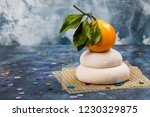 traditional japanese kagami...   Shutterstock . vector #1230329875