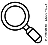 found  browse isolated vector... | Shutterstock .eps vector #1230374125