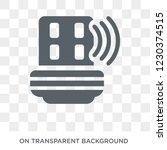usb wireless adapter icon.... | Shutterstock .eps vector #1230374515
