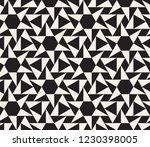 vector seamless pattern. modern ...   Shutterstock .eps vector #1230398005